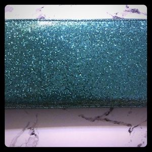 Handbags - Teal wallet